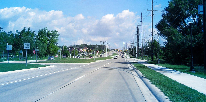 sashabaw road in clarkston michigan